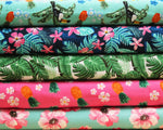 Tropical quilting cottons