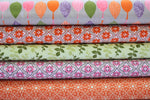 Changing seasons quilting cottons