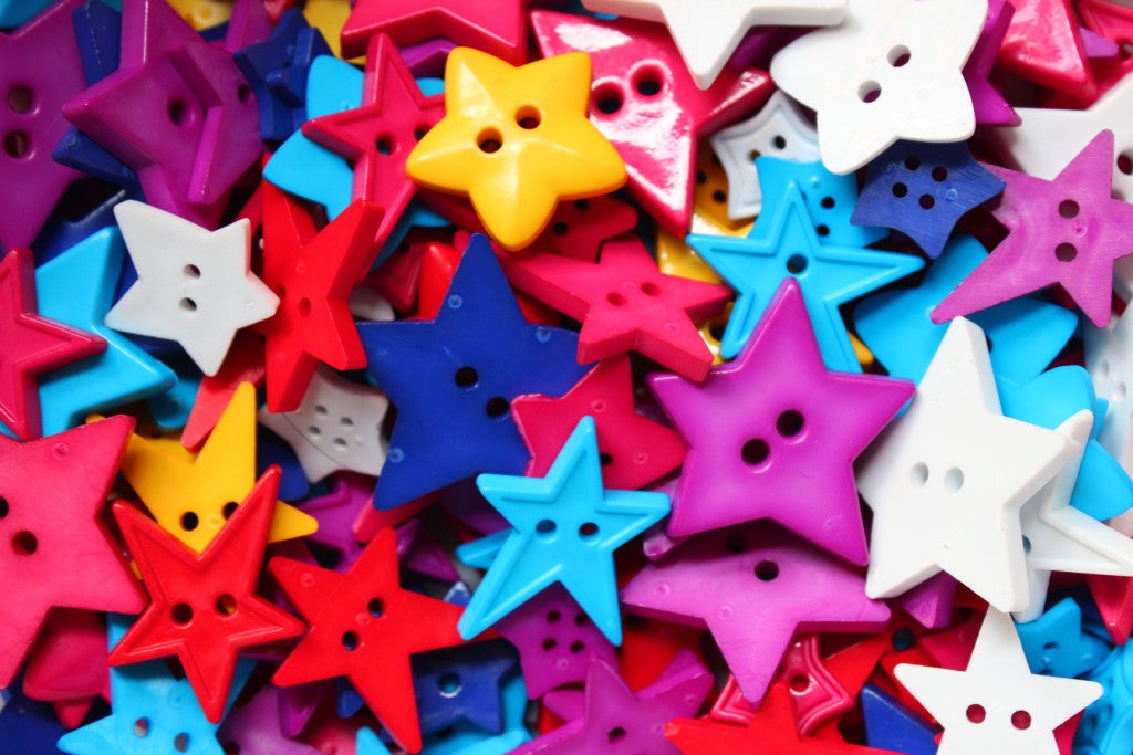 Star mix buttons