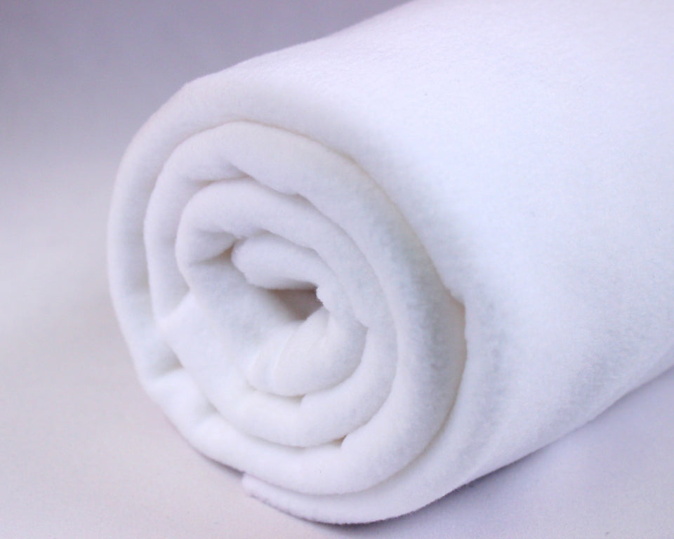 White fleece