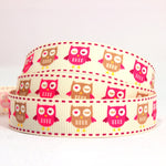 Owl ribbon