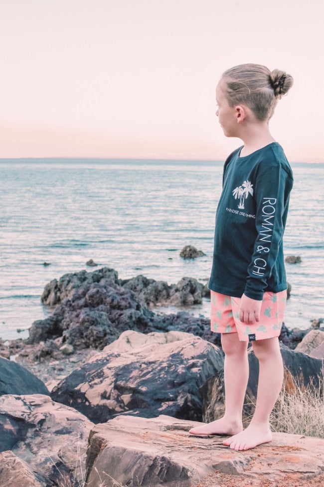 Paradise Dreaming Long Sleeve