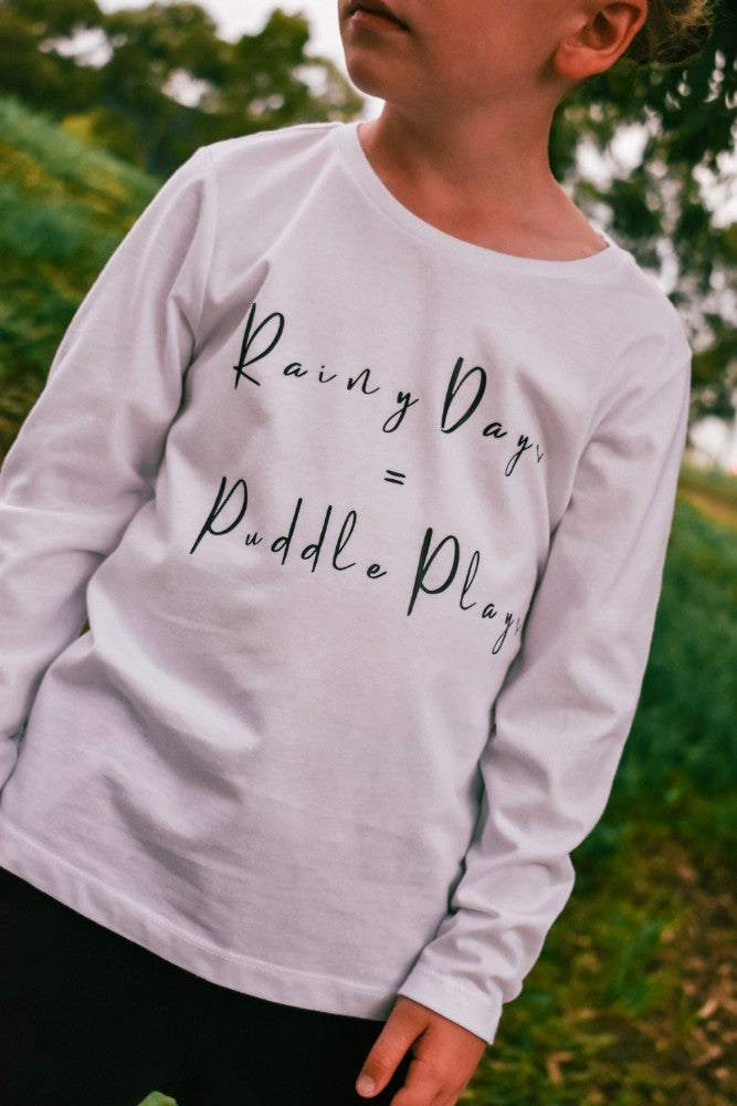 Rainy Days Long Sleeve