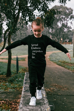 Spread Kindness Long Sleeve