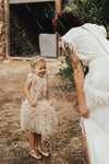 Tassel Wedding Dresses Robe De Soriee Chic ZW337