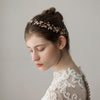 New Flower Bridal Headdress Mori Leaf Bridal Hair Accessories O354
