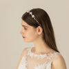 Bead Flower Bridal Headband O528