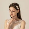 Rhinestone Crystal Headbands Wedding Hair Accessories Bridal Pearl Headband Pearl Hair Band Bridal Head Jewelry