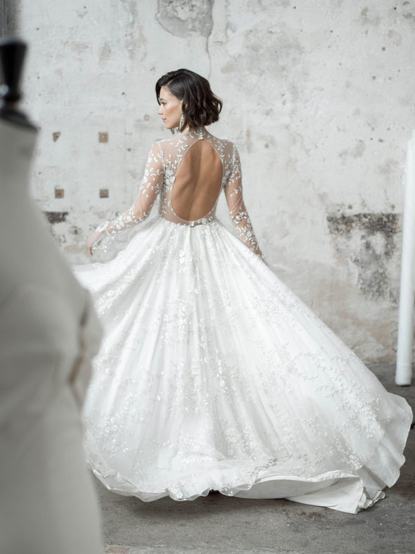 Sexy High Low Wedding Dresses 2021 A Line Backless Vestidos De Novia