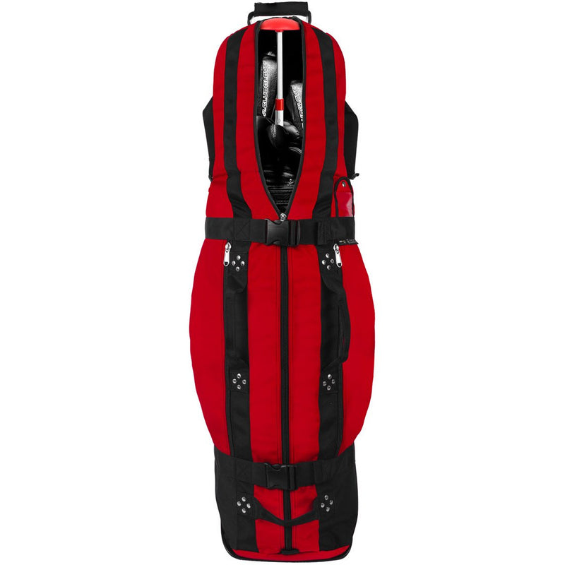 Club Glove Last Bag Collegiate Golf Travel Bag (Red)
