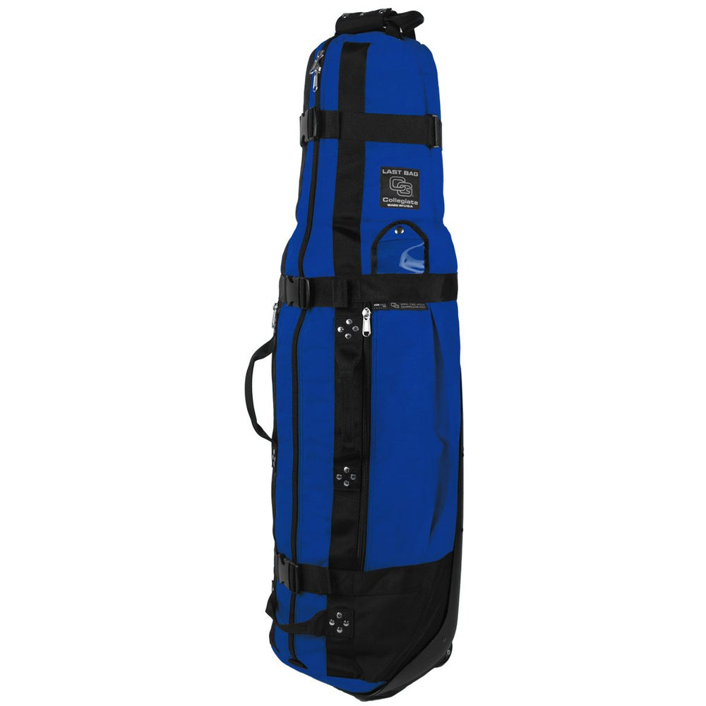 Club Glove Last Bag Collegiate Golf Travel Bag (Royal-Blue)