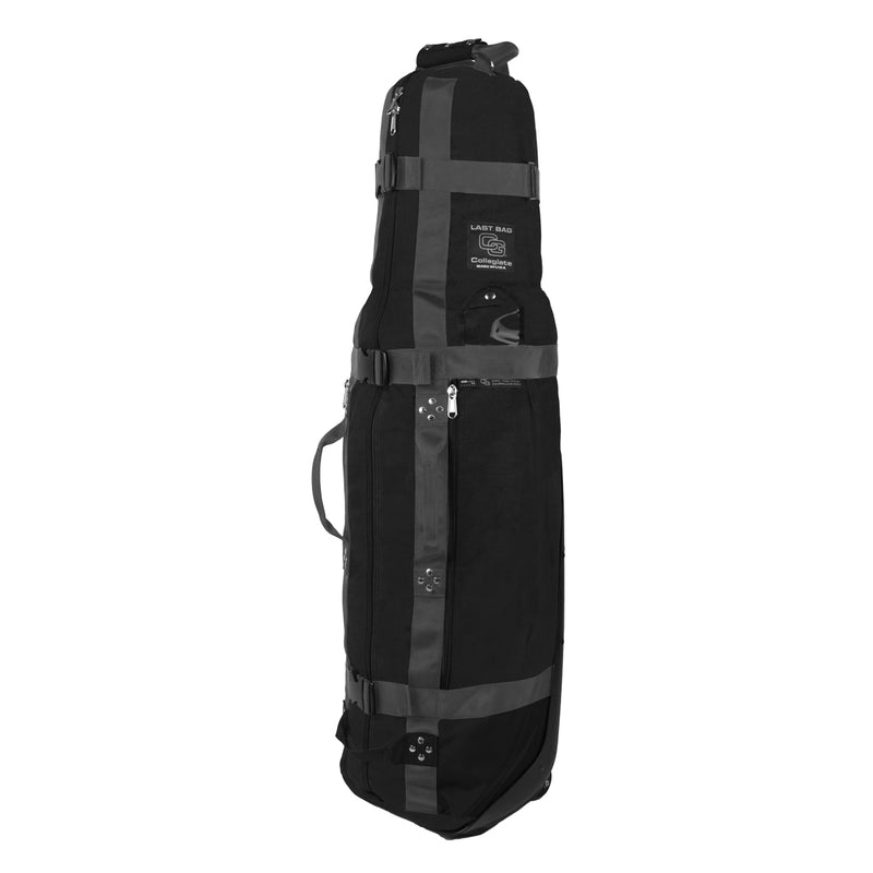 Club Glove Last Bag Collegiate Golf Travel Bag (Black-Gray)