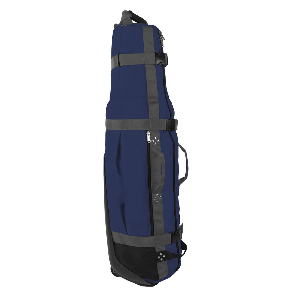 Club Glove Last Bag Collegiate Golf Travel Bag (Navy-Gray)