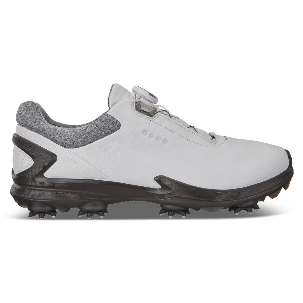 ECCO Men's Golf BIOM G3 Golf Shoe ~ Shadow White