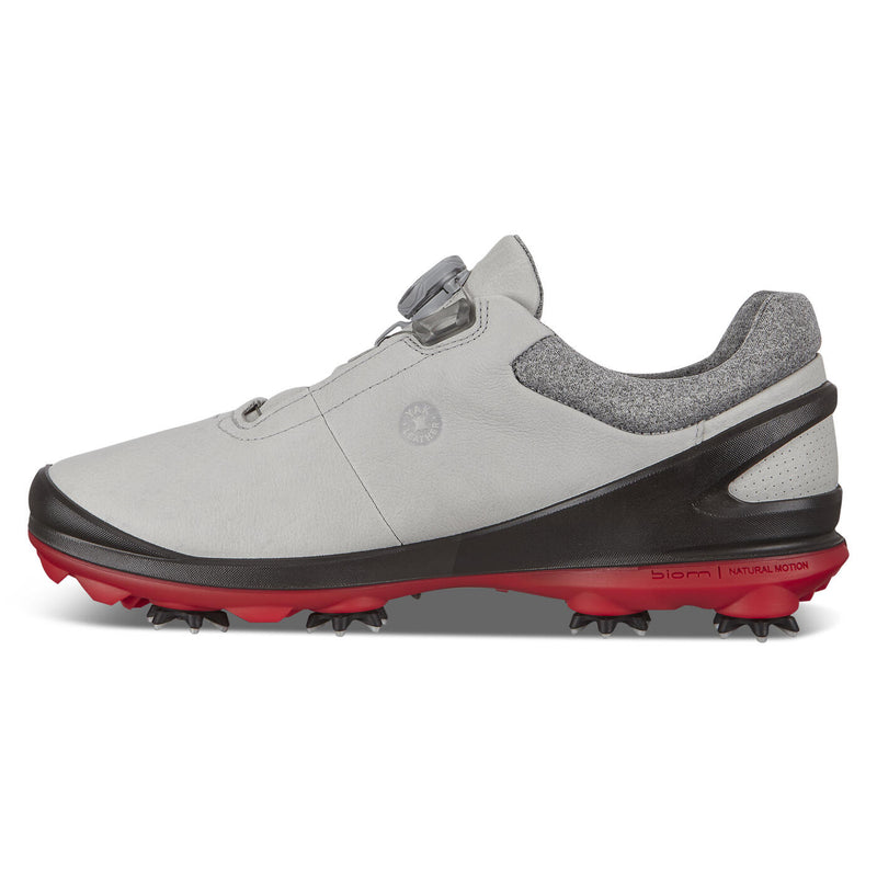 ECCO Men's Golf BIOM G3 Golf Shoe ~ Concrete