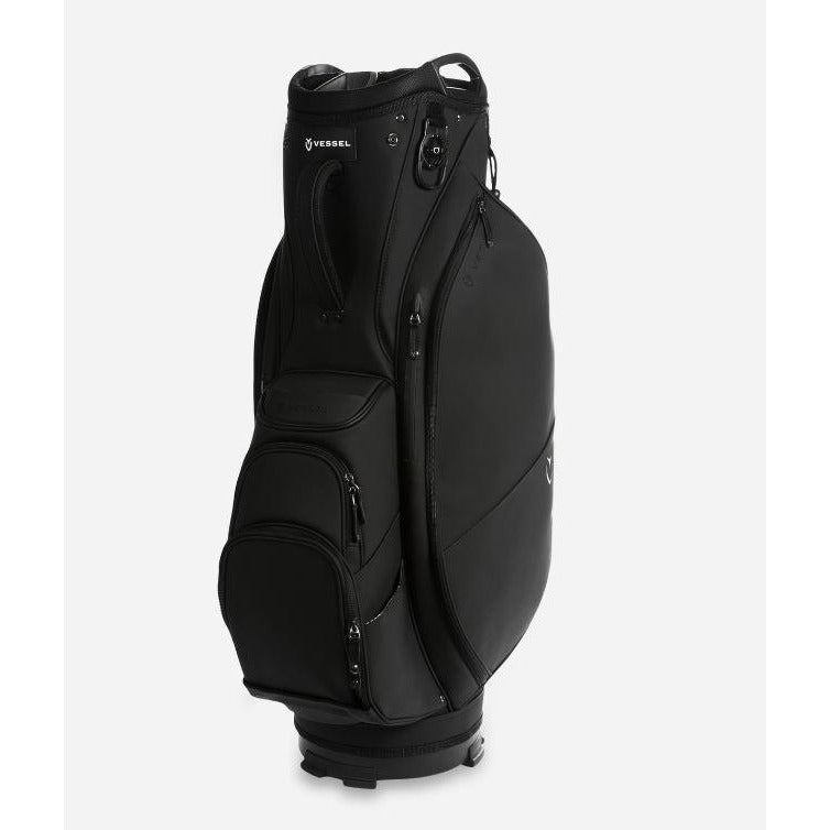 Vessel LUX Cart Bag (Black Matte)