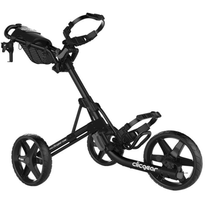 Clicgear 4.0 Golf Push Cart ~ Black