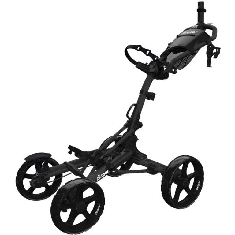 Clicgear 8.0+ Golf Push Cart ~ Black