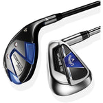 Callaway Big Bertha Reva Women's Iron / Hybrid Set