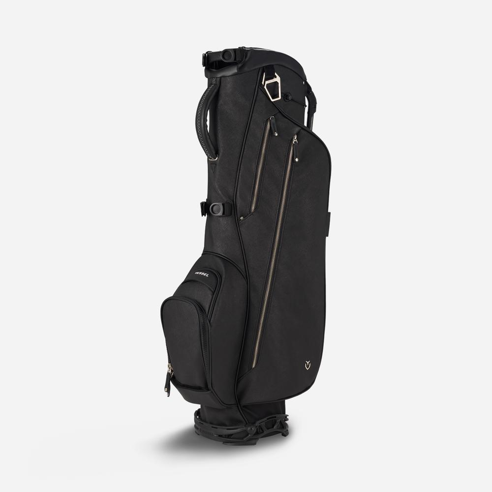 Vessel Lite Lux Stand Bag ~ Black