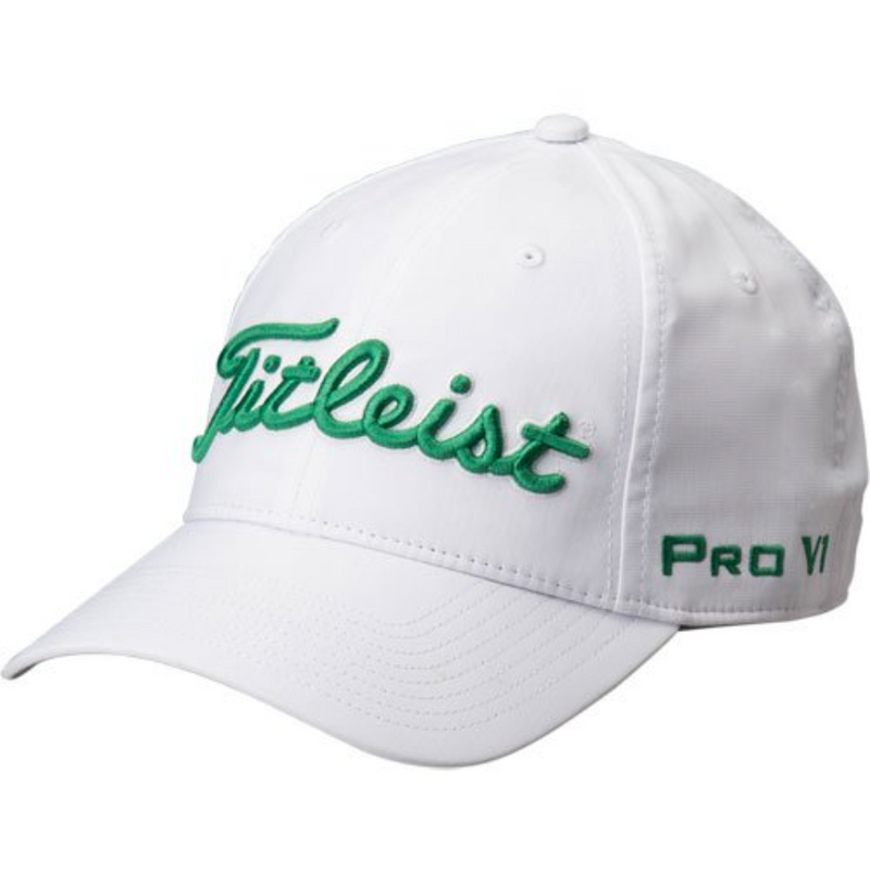 Titleist Tour Performance White Collection Hat