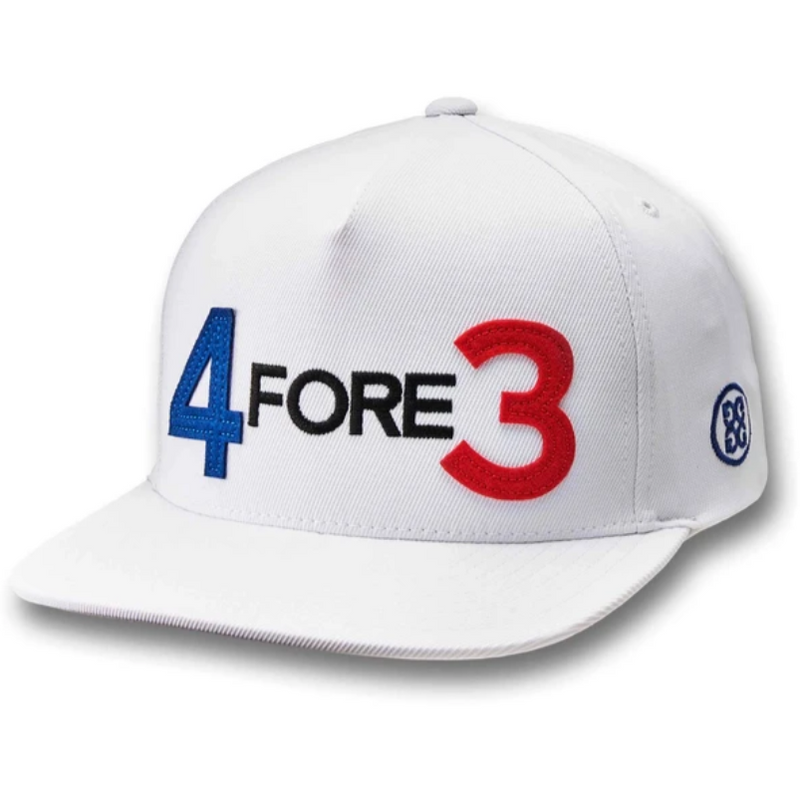 G/FORE 4FORE3 Snapback