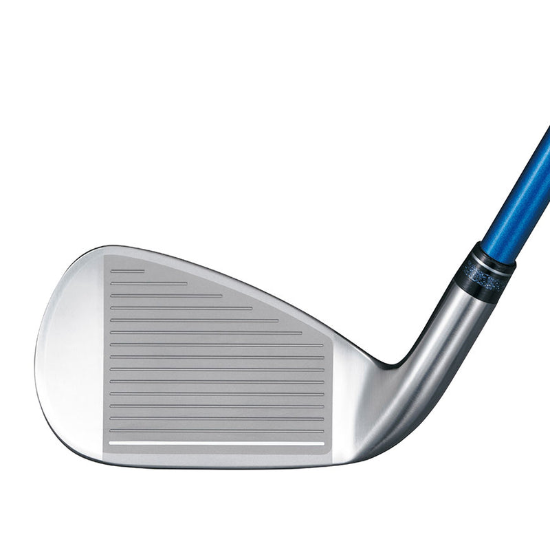 XXIO Eleven Ladies Irons ~ Stunning Blue