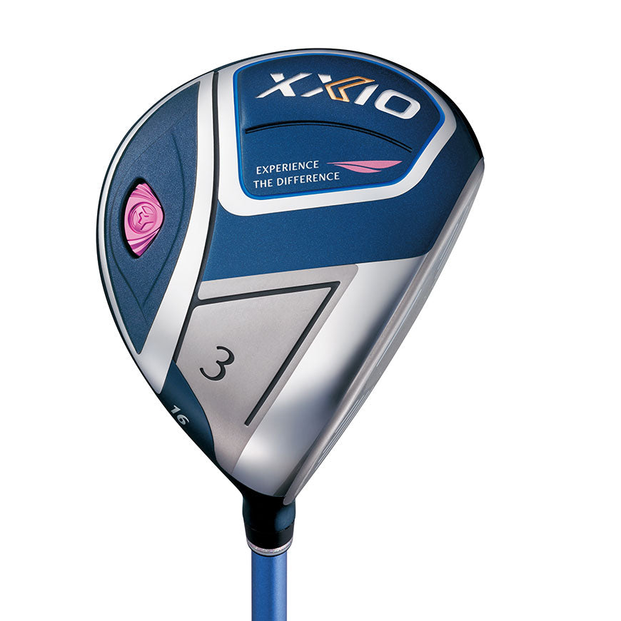 XXIO Eleven Ladies Fairway Woods ~ Stunning Blue