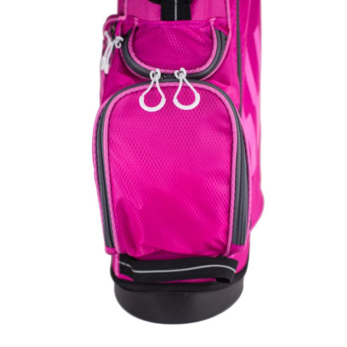U.S. Kids UL48-s 7 Club DV3 Stand Set ~ Pink/Pink Bag