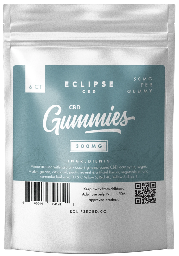 Assorted CBD Isolate Gummies