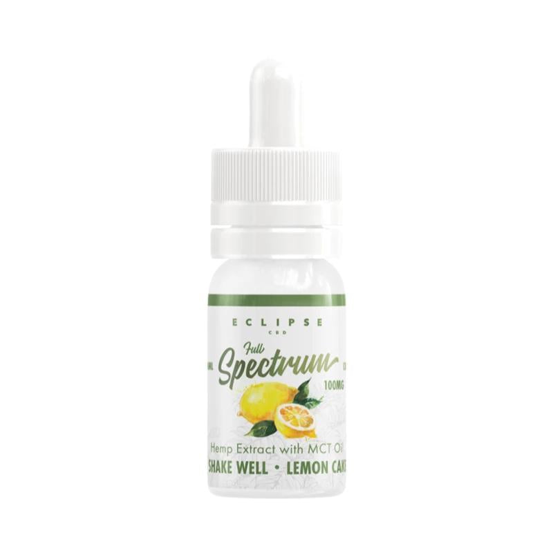 Full Spectrum CBD Tinctures with MCT Oil