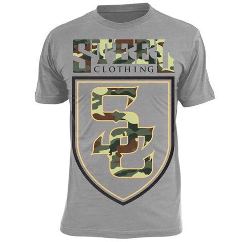 camo bodybuilding t shirt