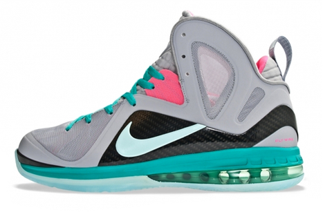 south beach lebron 9's