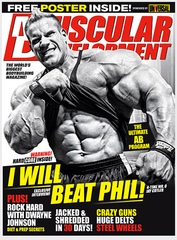 muscular development magazine jay cutler