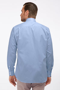 RIGO Blue Chambray Comfort Fit