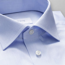 Load image into Gallery viewer, Light Blue Twill Shirt Classic Fit