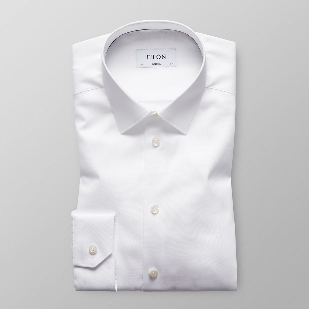 White Point Collar Shirt Super Slim Fit