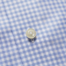 Load image into Gallery viewer, Sky Blue Check Twill Shirt Slim Fit