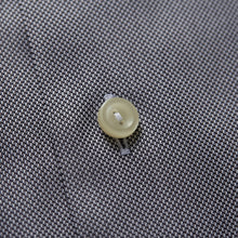 Load image into Gallery viewer, Black & White Button-Under Royal Oxford Shirt Contemporary Fit