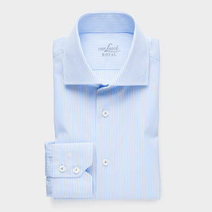 RIVARA Blue Stripe Tailor Fit