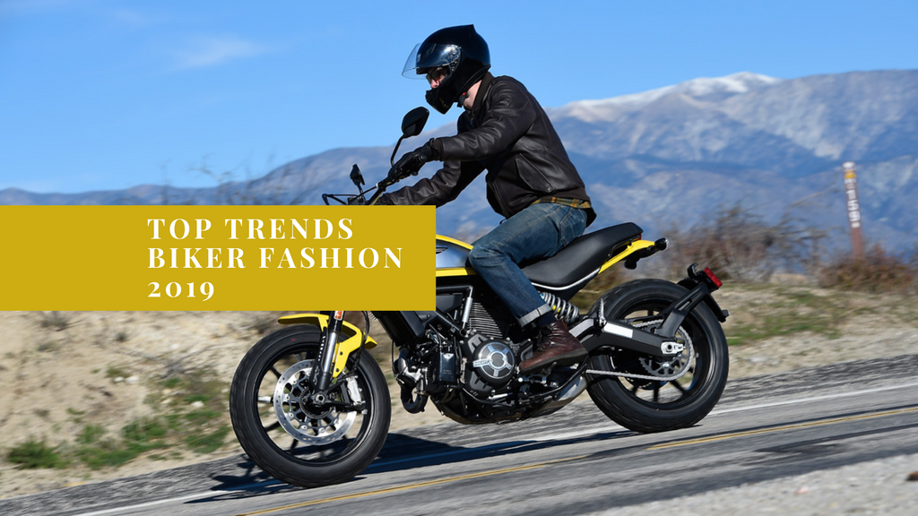 The TOP 5 Biker Fashion in 2019 – The Rider Must-To-Have