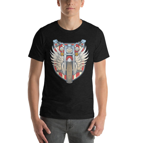 Steel Wing Unisex T-Shirt