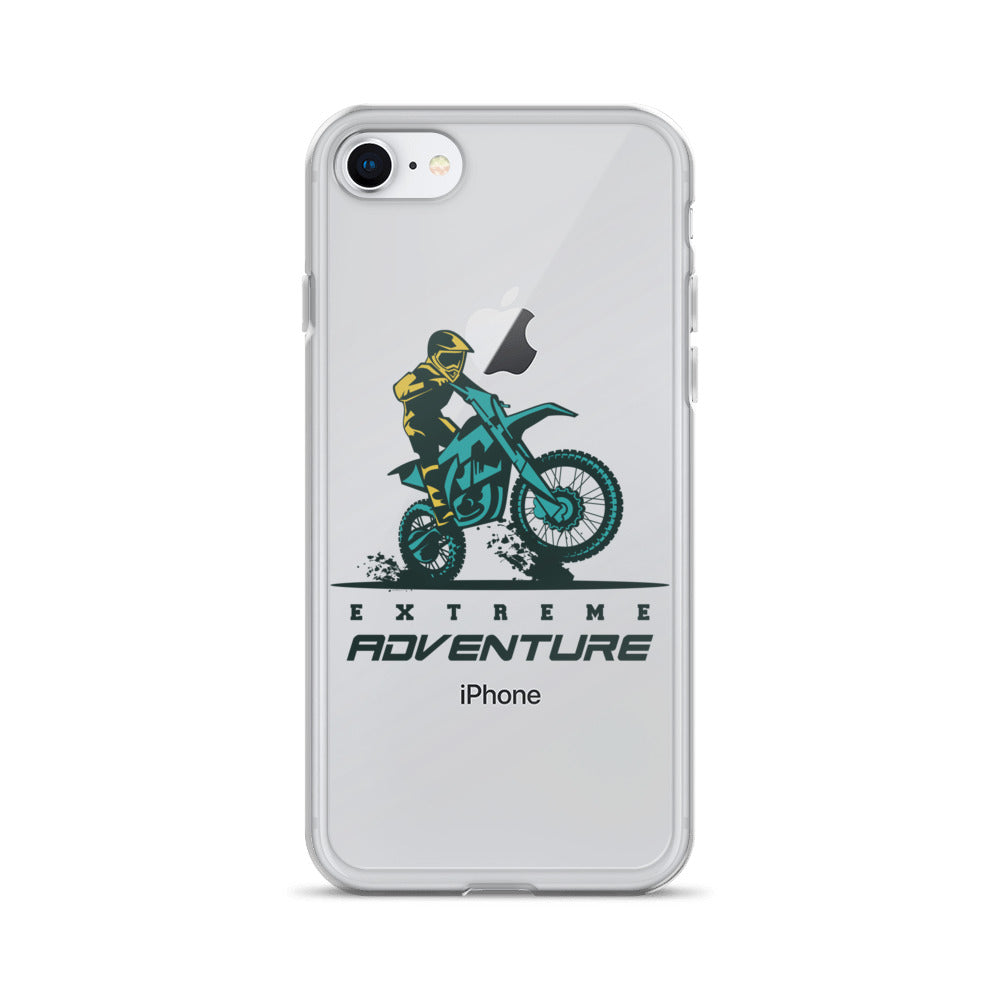 Extreme Adventure iPhone Case - EnergyMoto