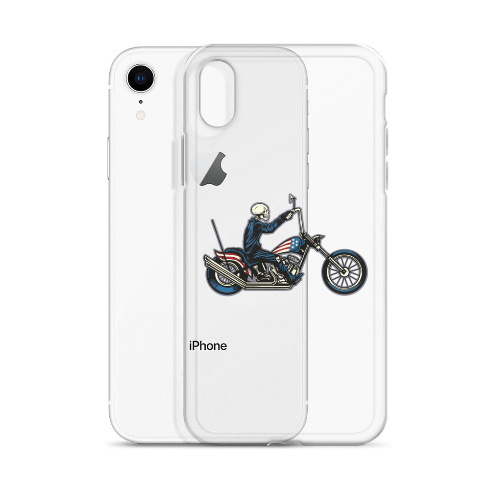 Ghost Rider iPhone Case