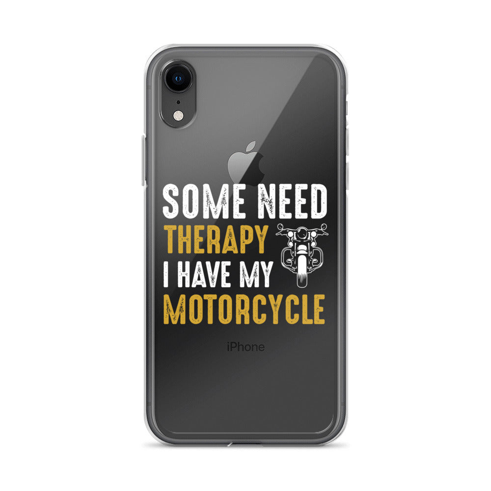 Moto Therapy iPhone Case