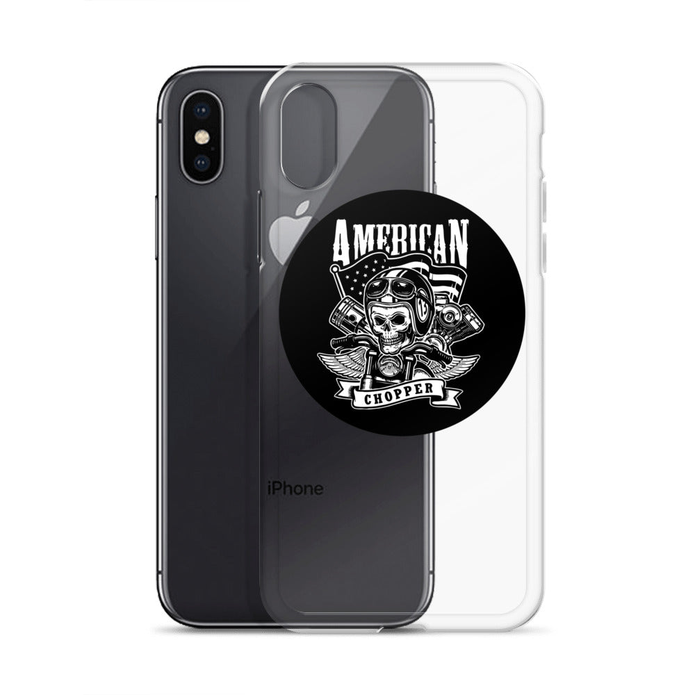American Chopper iPhone Case - EnergyMoto