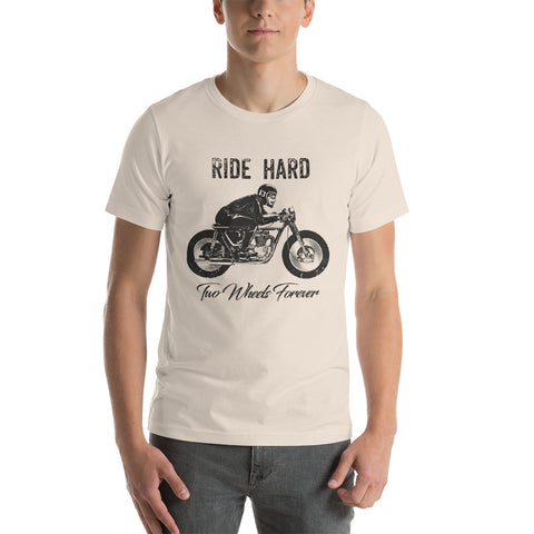 Ride Hard Unisex T-Shirt
