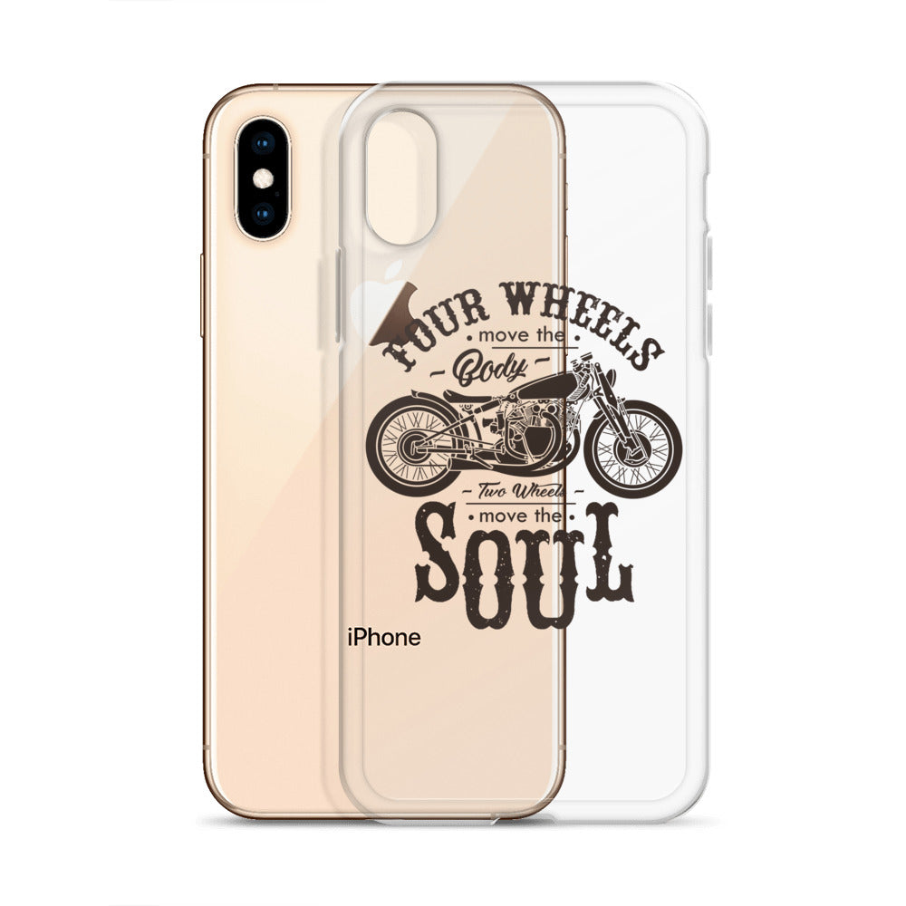 Move The Soul iPhone Case