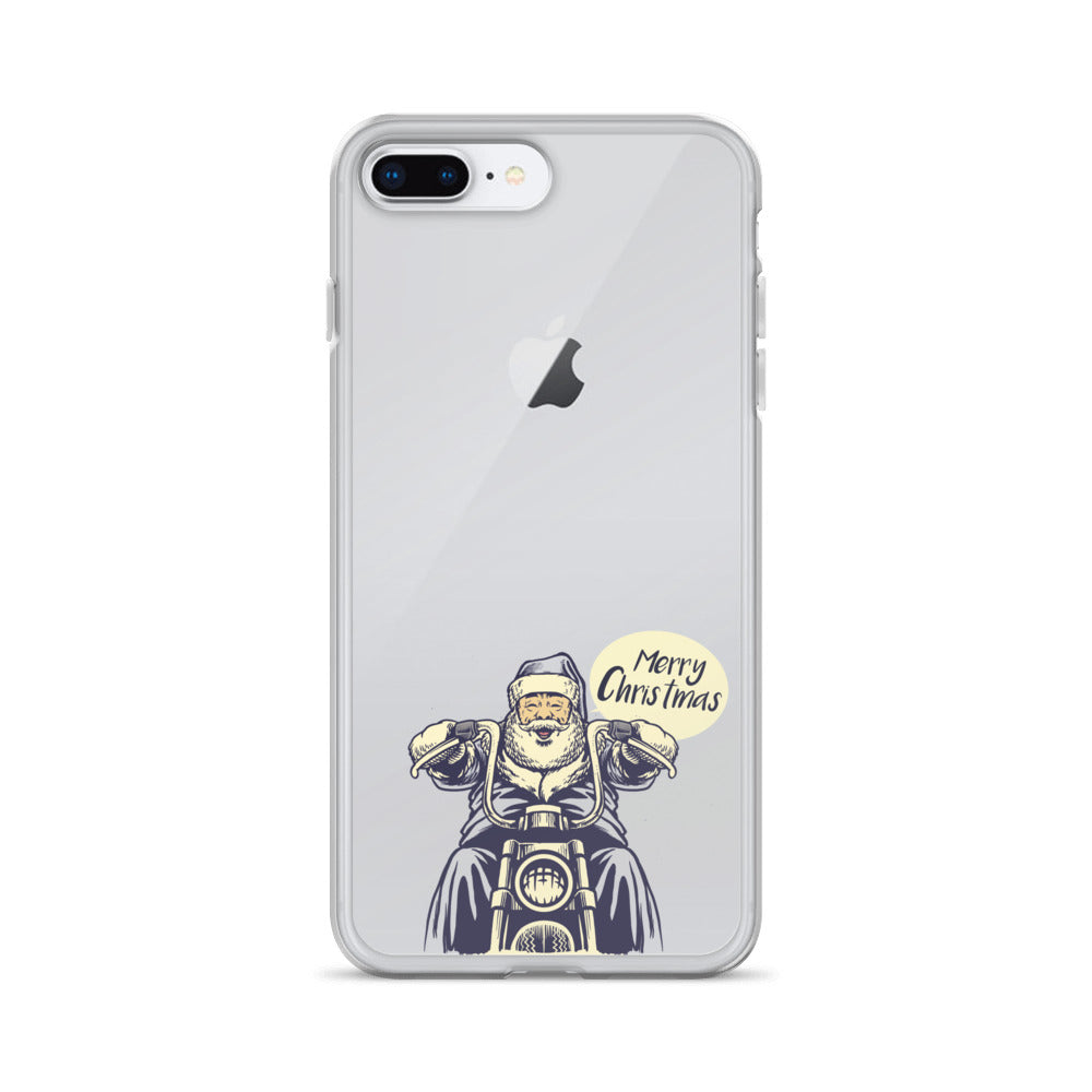 Merry Christmas iPhone Case