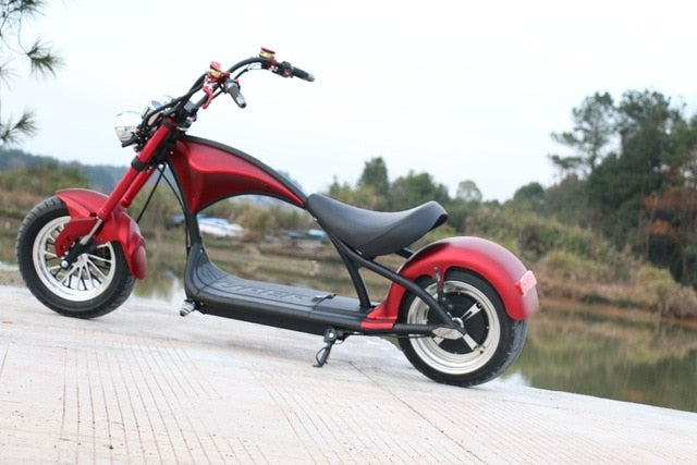 2019 COC/EEC EUR Stock Adult Electric Motorcycle CityCoco 2000W 60V 20ah Removable Battey Smart Electric Scooter